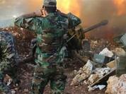 Quân đội Syria lại triển khai tấn công vào Đông Ghouta
