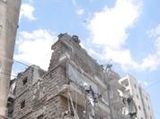 Ảnh: Thực tế đời sống của người dân Aleppo dưới mưa đạn pháo từ khủng bố Al Nusra