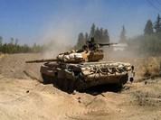 IS tiếp tục tấn công vào thành phố Deir Ezzor, hơn 30 chiến binh bị diệt