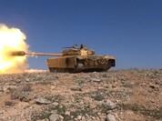 IS bất ngờ tấn công, 14 binh sĩ Syria tử trận phía đông tỉnh Homs