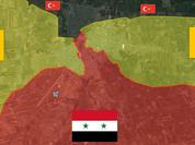Thành phố  Qamishli, nguy cơ tiềm ẩn xung đột Syria - Kurd