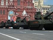 Nga khoe 170 loại vũ khí hạng nặng mừng Ngày Chiến thắng