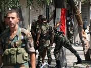 Trực thăng Syria rơi ở Homs, IS chôn sống 40 tay súng