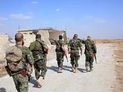 Quân đội Syria giành lại căn cứ tăng thiết giáp Muhajarah