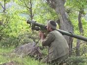 Video: Chiến binh người Kurd thuộc PKK bắn hạ máy bay trực thăng Thổ Nhĩ Kỳ