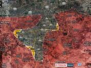 Quân đội Syria, Hezbollah nắm bắt thị trấn quan trọng Đông Ghouta