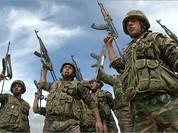 Cuộc tấn công của quân đội Syria trên vùng nông thôn Đông Ghouta (Video)