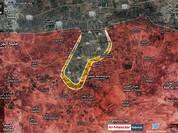 Quân đội Syria giành được ưu thế trên khu vực Đông Ghouta