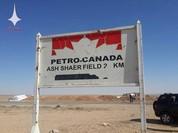 Quân đội Syria đánh mạnh về hướng tây khu mỏ dầu khí gas Al-Sha'ar