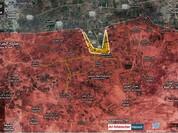 Quân đội Syria tấn công về hướng bắc Đông Ghouta