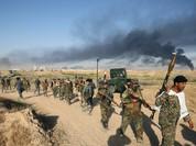 Quân đội Syria tiếp tục cuộc tấn công trên mỏ khí gas al-Sha'er