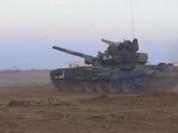 Lực lượng Tigers sẽ sử dụng T-90 trên chiến trường Aleppo