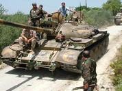 Lữ đoàn pháo binh 137 mở rộng tấn công ở Tây Nam Deir Ezzor