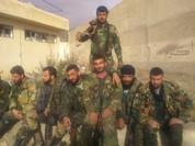 Quân đội Syria đánh chiếm thêm địa bàn mới ở Đông Ghouta