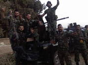 Lực lượng Tigers chuẩn bị tấn công bình nguyên Anadan
