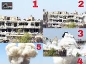 Quân đội Syria phá hủy một đường hầm ở Jobar, diệt hàng chục tay súng Nusra