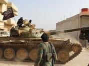 Chiến tuyến của quân đội Syria sụp đổ ở Nam Aleppo