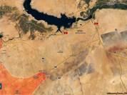 Quân đội Syria tiến vào tỉnh Raqqa hướng đến sân bay Tabaqa
