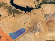 Sư đoàn cơ giới số 4, Diều hâu Sa mạc đánh chiếm làng Abu Allaj