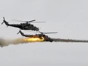 Bị tấn công dữ dội, lực lượng Hồi giáo cực đoan muốn tạm dừng bắn