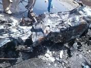 Quân đội Syria phá hủy một xe chở bom của lực lượngHồi giáo cực đoan