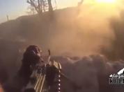 Video: Lực lượng Hồi giáo cực đoan Uzbekistan trúng tên lửa ở Ain Issa, Bắc Latakia