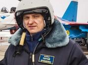 Phi công lái chiếc Su-27 gặp tai nạn đã đột quỵ khi bay về căn cứ