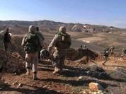 Lực lượng Hezbollah tăng cường binh lực ở Nam Aleppo (Video)