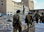Video: Quân đội Syria, Hezbollah chiến đấu trên chiến trường Nam Aleppo