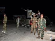 Quân đội Syria thu giữ một số lượng lớn vũ khí nhập lậu của khủng bố (Video)