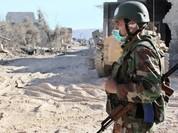 Lực lượng Hồi giáo cực đoan sử dụng vũ khí hóa học ở Đông Ghouta (Video)