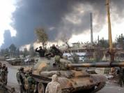 Quân đội Syria diệt gần 100 chiến binh IS, khoảng 70 tay súng Hồi giáo cực đoan