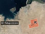Quân đội Syria tiếp tục tấn công về hướng tỉnh Raqqa (Video)