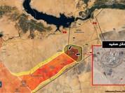 IS đánh chiếm mỏ dầu Sfaiyeh cạnh sân bay Al – Tabqa