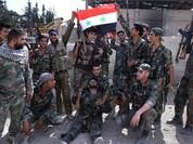 Quân đội Syria tập trung tấn công trên hướng sân bay Tabqa