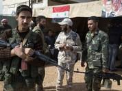 Video: Quân đội Syria phá hủy một căn cứ quân sự của IS ở Deir Ezzor