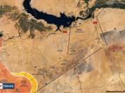 Quân đội Syria rút lui khỏi chiến trường Raqqa