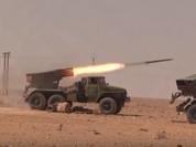 IS sử dụng khí độc thần kinh tấn công quân đội Syria ở Raqqa