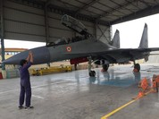 Ấn Độ thử nghiệm thành công máy bay Su-30MKI mang tên lửa BrahMos
