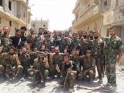 Lực lượng đặc nhiệm Al – Qassem bắt đầu nhiệm vụ tấn công