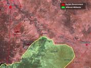 Lực lượng Hồi giáo cực đoan đánh chiếm làng Ramliyah