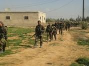 Quân đội Syria bắt đầu cuộc tấn công phía bắc Aleppo