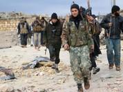 Lực lượng Tigers lại rút lui khỏi khu vực Al-Malaah