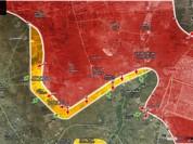 Lực lượng Tigers tấn công dữ dội vào khu trang trại phía nam Al-Malaah