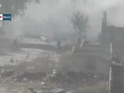 Video: Vệ binh Cộng hòa Syria trong cuộc chiến tranh đường phố ở Aleppo