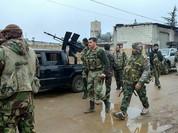 Quân đội Syria giải phóng nhiều làng phía đông tỉnh Homs