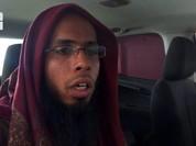 Video: Kinh hoàng chiến binh thánh chiến Ả rập Xê út tấn công bằng xe bom tự sát ở Aleppo