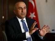 Thổ Nhĩ Kỳ tuyên bố không có kế hoạch cho Nga sử dụng căn cứ quân sự chống IS