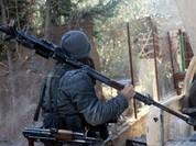 Quân đội Syria đánh sập một đường hầm, diệt 30 tay súng Al-Qaeda