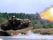 Video: Xe tăng bay T-90, quả đấm thép của bộ binh Nga